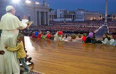 Imágenes de colección: mejores fotos del primer año del papa Francisco image 1