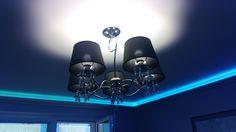 Oświetlenie -pokój dzienny