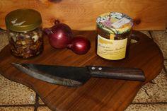 Zwiebel-Honig-Sirup