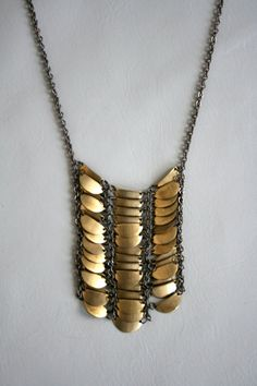 Mida Necklace by LauraLombardiJewelry on Etsy, $128.00