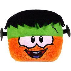SAVE $10.00 on VALUE Deal = Disney Club Penguin Frankenstein FrankenPuffle Orange 4 Puffle Plush - V @ niftywarehouse.com #NiftyWarehouse #Geek #Horror #Creepy #Scary #Movies