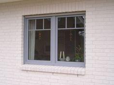 Sprossenfenster kunststoff anthrazit  Fenstersprossen Beispiele: exklusive Veredelung für jedes ...