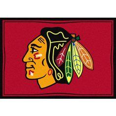 c00f91f2d Sports fan gear for the Chicago Blackhawks ice hockey fan. NHL bedding