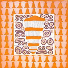 Himmelblau, Collage Art, Finland, Printmaking, Modern Art, Artsy, Yellow, Orange, Artwork