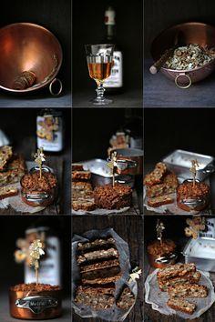 Vollkorn Bourbon Garam Masala Weihnachtskuchen