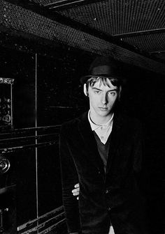 Paul Weller photographed by Adrian Boot, 1979