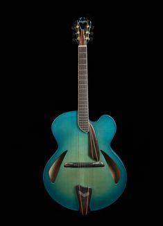 Blue Centura Deluxe model (serial number 1252)