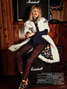 visual optimism; fashion editorials, shows, campaigns & more!: sabrina ioffreda by jem mitchell for vogue turkey august 2014