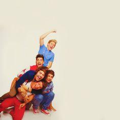 cute liddo British boys <3