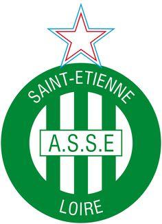 AS Saint-Etienne (French football club). Foot En Direct, Match En Direct, Logo Football, Football Soccer, Soccer Match, Football Match, Uefa Champions League, Saint Etienne Football, Neymar