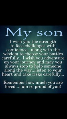 My children quotes - There is nothing like being a parent parenting parent Motheroftheyear fatheroftheyear parentingquotes parentingguide My Children Quotes, Quotes For Kids, Family Quotes, Great Quotes, Inspirational Quotes, Being A Parent Quotes, Son Sayings, Son Quotes From Mom, Child Quotes