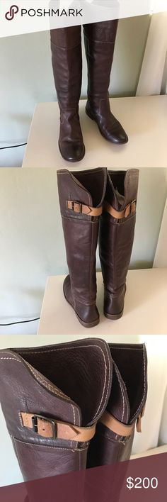 Frye boots Frye riding boots size 7.5 Frye Shoes