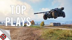 World of Tanks TOP PLAYS - this time with some epic light tank gameplay featuring a Sheridan with the and crazy Panhard EBR 105 carry! Replay Video, Rc Tank, Channel Art, World Of Tanks, Derp, Funny Moments, Plays, In This Moment, Tank Tops