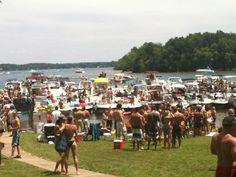 4th of July 2011 Lake Norman, NC