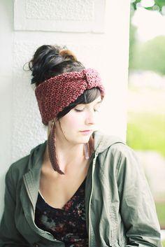 Headwrap-free pattern by Rachael Oglesby