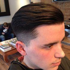 Tight taper!!! #fade #taper #tight #fresh #hairline #haircut #barber ...