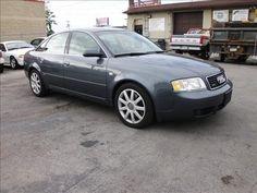 2004 Audi A6 2.7T S-Line $10,950