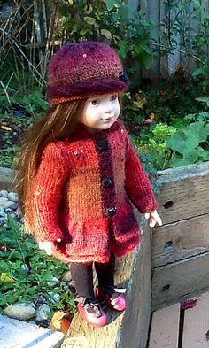 Ravelry: catfeathers68's Autumn Rose