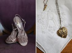 So many wonderful details in this wedding!