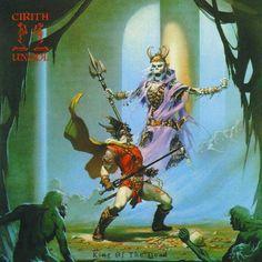"Cirith Ungol, ""Death of the Sun""   #metal"