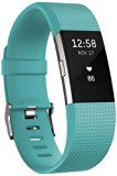 Fitbit Charge 2 Heart Rate and Fitness Wristband - Teal, Small - https://www.trolleytrends.com/?p=358321