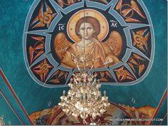 iglesia ortodoxa griega San Juan Bautista. Pequeña y delicada iglesia,una joya inesperada  ,en su interior hay una atmósfera  de recogimiento y calma muy especial.