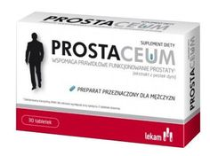 PROSTACEUM x 30 tablets, beta-sitosterol