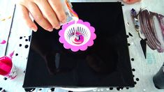 (468) STRAINER acrylic pour ~ AMAZING acrylic pour painting ~ Split cup ...