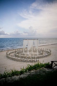 35 Dreamy and Creative Beach Wedding Ideas! – Page 10 of 35 – VimDecor 35 Dreamy and Creative Beach Wedding Ideas! – Page 10 of 35 – VimDecor,Hochzeit 35 Dreamy and Creative Beach Wedding. Beach Wedding Setup, Wedding Ceremony Seating, Wedding Set Up, Beach Wedding Inspiration, Beach Ceremony, Beach Wedding Decorations, Perfect Wedding, Summer Wedding, Dream Wedding