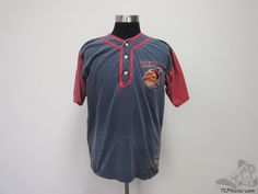 Vtg 90s Cooperstown Collection Cleveland Indians Throwback Baseball Jersey sz L #CooperstownCollection #ClevelandIndians #tcpkickz