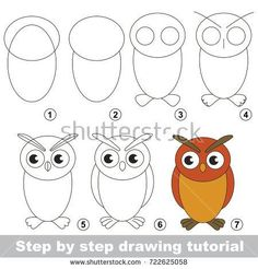 Kid game to develop drawing skill with easy gaming level for preschool kids, drawing educational tutorial for Filin