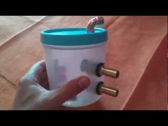 How to make a dry HHO fuel cell bubbler cheap & easy part 3 of 4