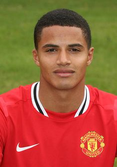 fd1df16f9c1 Ezekiel Fryers of the Manchester United Reserve Team squad poses at the  annual club photocall at
