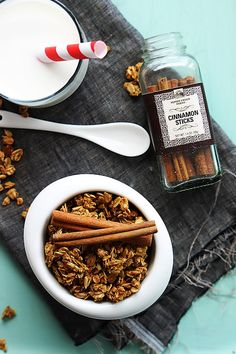 Cinnamon Pumpkin Granola