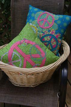 peace cushions