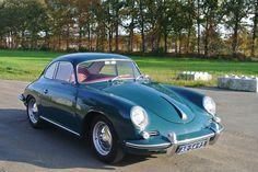 Porsche 356 B-coupé T5 1961