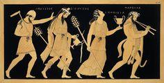 Η ΑΠΟΚΑΛΥΨΗ ΤΟΥ ΕΝΑΤΟΥ ΚΥΜΑΤΟΣ: Η «μαγική» δύναμη του ήχου και της μουσικής... Wooden Vase, Ceramic Vase, Art Nouveau, Vase Design, Icona Pop, Vase Crafts, Black Vase, Vase Shapes, Greek Art