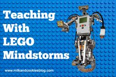 LEGO® Mindstorms NXT is a kit that enables you to build programmable robots, machines, animals, vehicles, and more. Everything that you need is contained in one box with very easy to understand step-by-step instructions and software.
