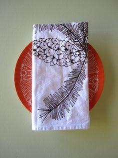 Organic Cotton Cloth Napkins