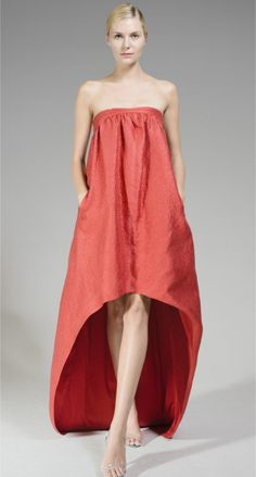 Aegle Volume Dress