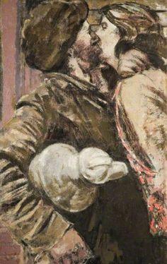 The Miner - Walter Richard Sickert