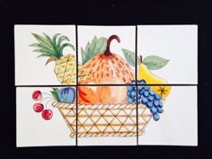 Ceramica Antigua are renowned for producing tiles using century old traditions of hand made and hand painted tiles, whilst providing an unprecedented amount of choice and style. Get them now in Vancouver at World Mosaic Ltd. Hand Painted Ceramics, Mosaic Tiles, Vancouver, Basket, World, Crafts, Handmade, Painting, Ideas