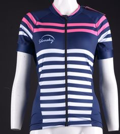 Sailor - Women& Cycle Jersey All hands ahoy.you won& be made to walk. Cycling Tops, Cycling Art, Women's Cycling Jersey, Cycling Jerseys, Mountain Bike Clothing, Camouflage, Thermal Long Sleeve, Cycling Outfit, Road Bike