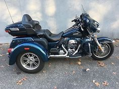 Electronics, Cars, Fashion, Collectibles, Coupons and Harley Davidson Trike, Harley Davidson Touring, Trike Motorcycle, Bike, Blue Pearl, Cosmic, Vehicles, Motorcycles, Android