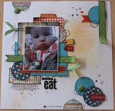 """""""Let's Eat"""" by dctuckwell @Two Peas in a Bucket"""