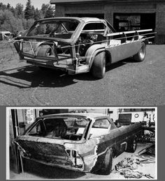 Spreading the gospel of traditional hot rods and customs to hoodlums worldwide. Ford Pickup Trucks, Dodge Trucks, Custom Trucks, Custom Cars, Homemade Tractor, Cool Car Drawings, Dodge Muscle Cars, Futuristic Cars, Unique Cars