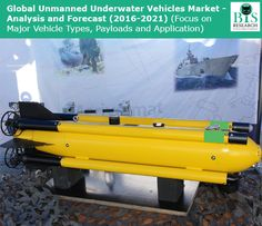 Global Unmanned Underwater Vehicles Market - Analysis and Forecast (2016-2021) (Focus on Major Vehicle Types, Payloads and Application)