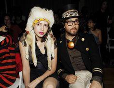 Charlotte Kemp Muhl and Sean Lennon: favorite fashion couple