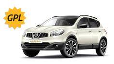 Nissan Qashqai eco gpl
