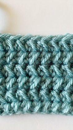 50 Free Crochet Stitches from Daisy Farm Crafts Crochet Stitches Patterns, Crochet Designs, Stitch Patterns, Knitting Patterns, Blanket Patterns, Crochet Yarn, Free Crochet, Crochet Daisy, Modern Crochet Blanket